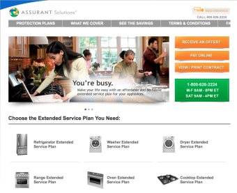 Assurant | Digital Marketing SEO Case Study