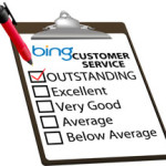 bing superior customer service
