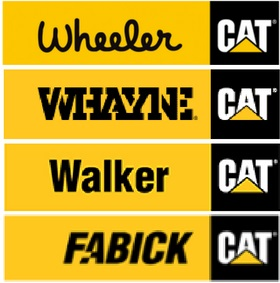 Cat Dealers Logo